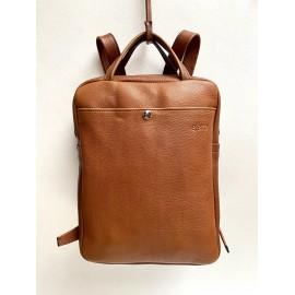 Camel  Retro backpack