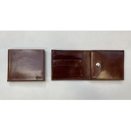 Long wallet with purse inside