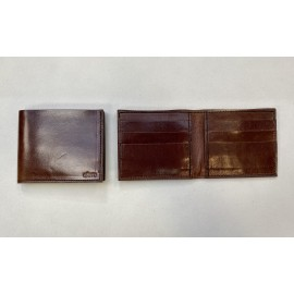 Long wallet with purse out