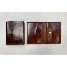 Large brown color wallet