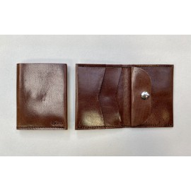 Small brown color wallet