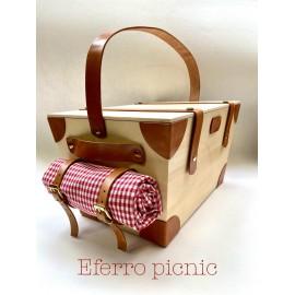 picnic basket Costa da Morte
